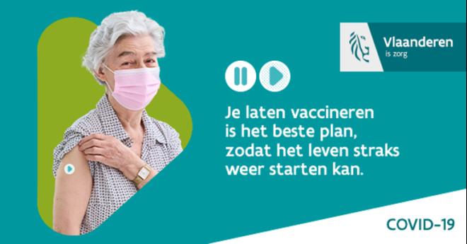 Vaccineren COVID