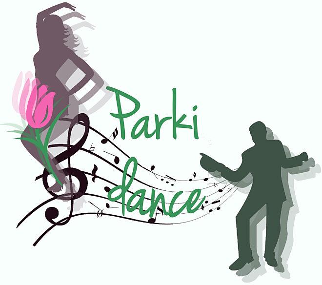 Parki Dance Logo bijgesneden